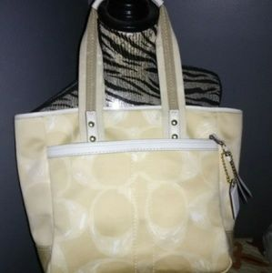 Authentic Coach Bag Purse